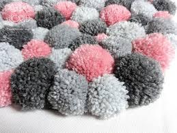 the 25 best pom pom rug ideas on pinterest pom pom diy nursery