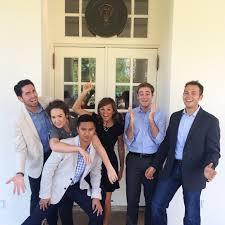 adventures in the west wing