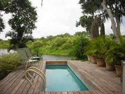 above ground lap pool decofurnish fiberglass lap pool above ground helena source