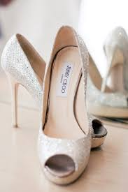 wedding shoes open toe jimmy choo sparkly open toe wedding shoes complementos