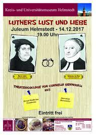 Julius Bad Helmstedt Luthers Lust Und Liebe U201c