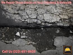 Repair Concrete Patio Cracks Decoration How To Repair An Old Cracked Cement Patio E And How To