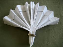 Decorative Napkin Folding How To Fold Dinner Napkins Napkin Folding Guide