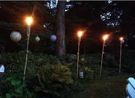 Tiki Patio Lights Set The Mood With Summer Lights