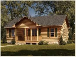 rustic log cabins small log cabin homes plans one story cabin