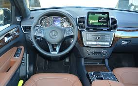 mercedes dashboard 2017 mercedes benz gls the s class of suvs 3 25