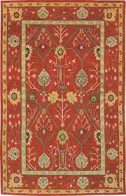 Terracotta Rugs Craftsman Collection Tiger Rug