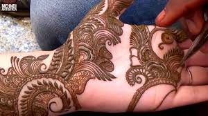 step by step latest mehndi design for hand 2017 1000 youtube