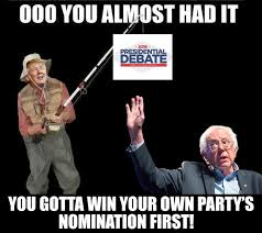 You Almost Had It Meme - ooooo you almost had it bernie enoughsandersspam