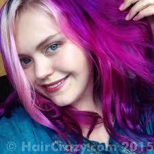 Cherry Bomb Hair Color Multi Coloured Hair Photos Haircrazy Com