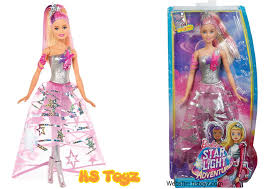 barbie star light adventure barbie star light adventure doll in gown hs toys pakistan