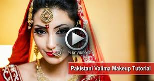 bridal makeup set valima occasional bridal makeup tutorial makeup style