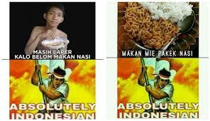 Indonesian Meme - meme meme absolutely indonesian ini bikin kita sadar warga