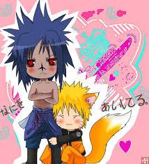 naruto x sasuke love naruto characters chibi naruto hokage