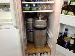 Beer Keg Refrigerator Is The Size Of My Refrigerator Going To Fit A Keg Need Some