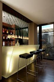 Looking for design ideas for your home bar Get drunk on it here
