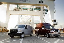 nissan work van 2017 pricing 2014 nissan nv cargo passenger vans automobile magazine