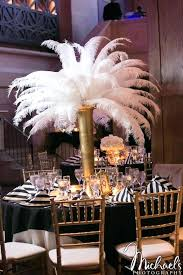 black and white centerpieces white and gold centerpieces wedding white gold centerpiece 1 black
