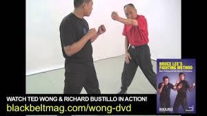 ted wong jeet kune do training mistakes youtube