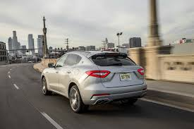 first drive 2017 maserati levante 2017 maserati levante sq4 first test review motor trend
