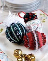 trio of smocked ornaments bliss cheer anptmag