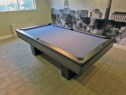 olhausen pool tables price range olhausen monarch pool table matte black and grey for the home
