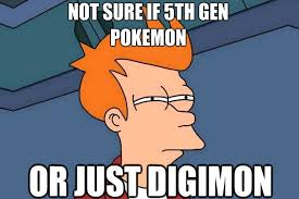Meme Character - 21 great digimon anime memes worth sharing