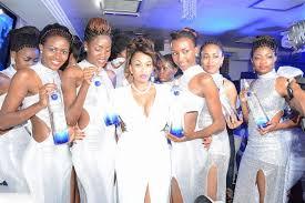 all white party zari yakomorewe ibirori magufuri yari yaramaganye amafoto