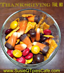 thanksgiving trail mix recipe with thanksgiving appetizers and