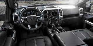 Ford F150 Truck Interior - chevrolet silverado vs ford f 150