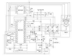 mc33035 basic schematic motor brushless pinterest motors and