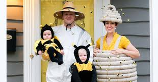 these 53 family halloween costumes are pure coordinated joy huffpost