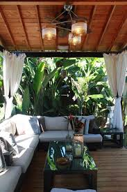 Best 25 Backyard Layout Ideas On Pinterest Front Patio Ideas by Best 25 Tropical Patio Ideas On Pinterest Tropical Garden