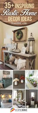 rustic home interior ideas 35 best rustic home decor ideas and designs for 2017