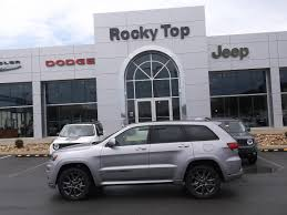 gray jeep grand cherokee with black rims new 2018 jeep grand cherokee overland high altitude ii for sale