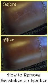 How To Fix Scratches On Leather Sofa How To Cover Scratches In Leather Furniture Leather And