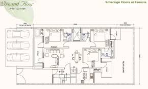 Duplex Home Plans Duplex House Plans In 250 Sq Yards Home Deco Plans