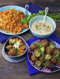 cuisine libanaise livre 25 assiettes vegan laforêt cuisine saine