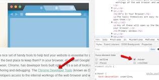 Text Decoration Html 6 Inspect Element Tips You Can Use While Designing Wordpress