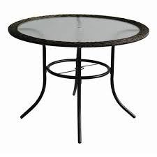 round patio dining table interior design