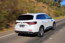 renault koleos 2017 seating capacity 2017 renault koleos review bunch of cars
