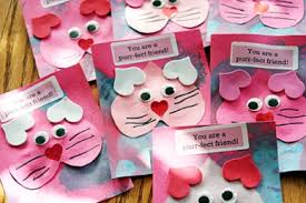 kids valentines gifts valentines crafts for kids phpearth