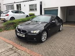 bmw 3 series 320i m sport bmw 3 series 320i m sport black coupe automatic leather