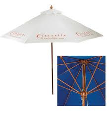 Orange Patio Umbrella by Market Umbrellas At Umbrellas Com