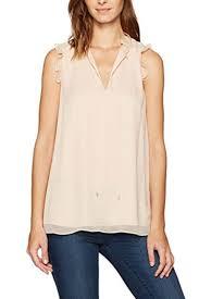 sleeveless ruffle blouse haute hippie sleeveless ruffle tie neck blouse shop adorn