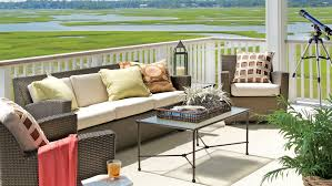 North Carolina Patio Furniture 65 Beachy Porches And Patios Coastal Living