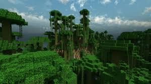 Forest Render Minecraft Jungle Render Minecraft Blog