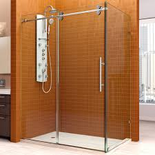 glass shower sliding doors bathroom charming enigma 79
