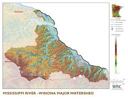 United States Mississippi River Map mississippi river winona minnesota nutrient data portal