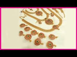 bridal jewelry necklace sets images Latest traditional bridal jewellery sets collections bridal jpg